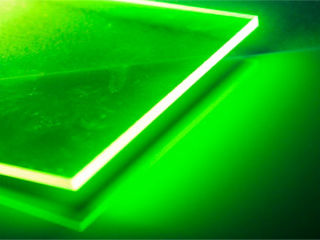 Флуоресцентное оргстекло